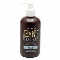 Acacia Jeans Color Saç boyası Cherry Red Vişne Kızılı 250 ml