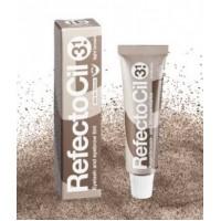 Refectocil kaş kirpik boyası açık kahve 15 ml