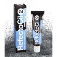 Refectocil kaş kirpik boyası mavi siyah 15 ml