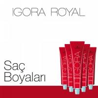 İgora Royal Schwarzkopf Saç Boyası 60 Ml