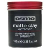 osmo matte clay wax 100 ml
